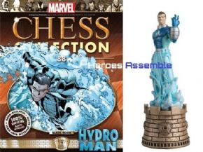 Marvel Chess Collection #88 Hydroman Eaglemoss Publications